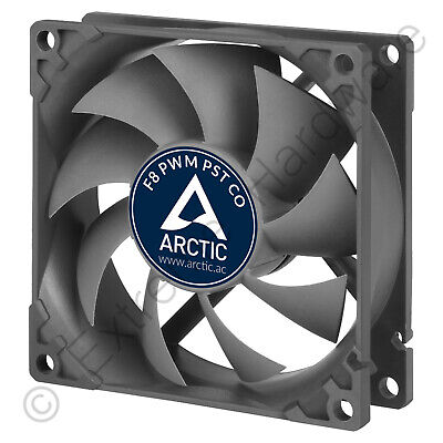 Arctic Cooling F8 PWM PST CO 80mm Ventilateur 2000 RPM AFACO-080PC-GBA01 AC