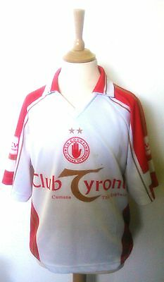 Tyrone GAA Ireland Official O'Neills Gaelic Football Jersey (Youths 10-11 Years)