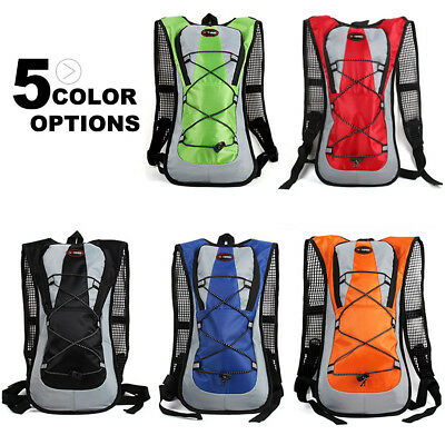 Rucksack Backpack/ 2L Hydration Water Bag Cycling Running