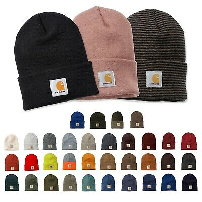 Carhartt A18 | Watch Hat | Beanie | Mütze | Acrylic Watch Hat | 20 colors | Orig