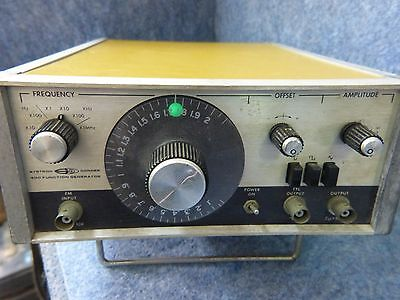 Systron-Donner 400 Function Generator
