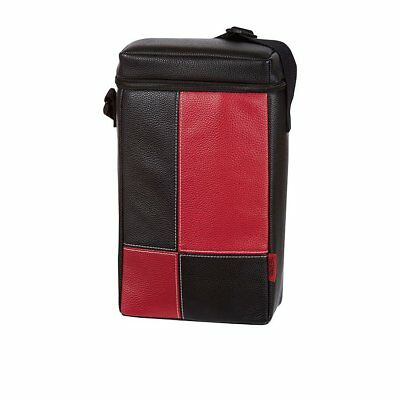 NEW Thermos Two Bottle Wine Cooler Bag Red