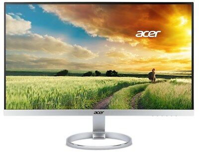 Acer H277H 27 inch LED IPS Monitor - Full HD 1080p, 4ms, Speakers, HDMI, DVI