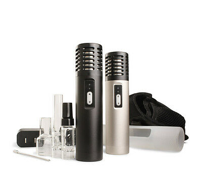 Arizer Air Portable Hand Held Vaporizer Vapouriser Full Kit