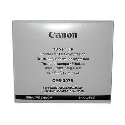 Brand New Canon QY6-0076 (QY6-0055) Print Head -sealed in foil direct from Canon