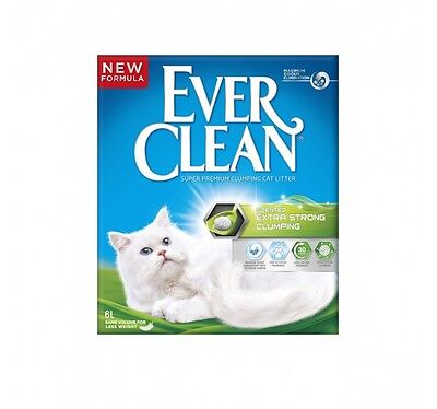 Ever Clean Lettiera Agglomerante Scentend Extra Strong Clumping Vari Formati