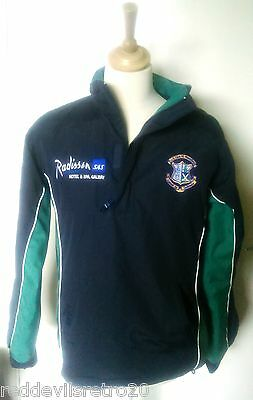 Liam Mellows GAA Club (Galway) Official Hurling Half Zip Jacket (Adult Medium)