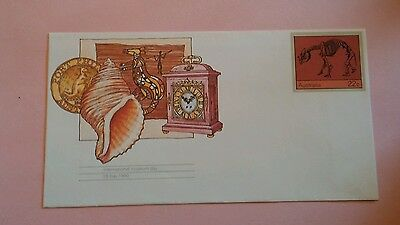 Australia First Day Cover 1980 International Museum Day