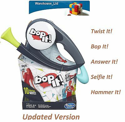 BOP IT  Brand New Hasbro 2016 Fun Game, Fast Delivery Christmas Present Boy Girl