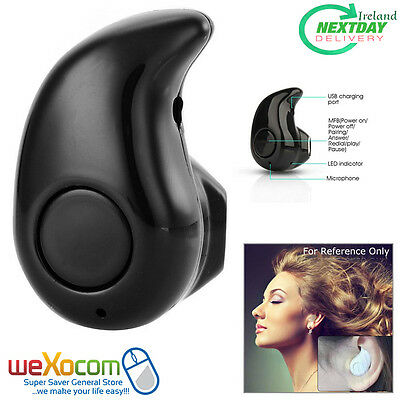S530 Mini Wireless Bluetooth Earphone Earbuds with Microphone for iPhone Samsung