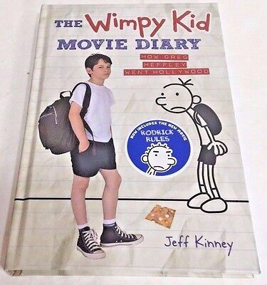 Diary of a Wimpy Kid: The Wimpy Kid Movie Diary  How Greg Heffley Went Hollywood