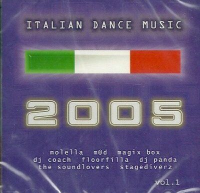 Super house doppel cd housemusic vol 1 cd album wie neu for Italian house music