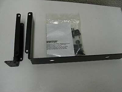 Shure UA506 ULX Rack Mount Bracket with Hardware Kit for Single ULX Receiver