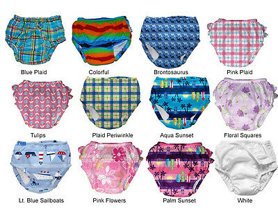 iPlay Washable, Reusable Swim Diapers (Classics and Mix/Match)