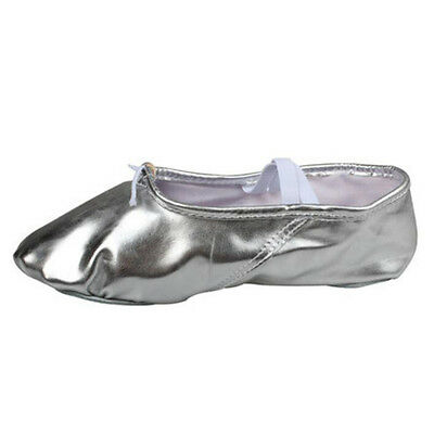 1 Pair Of Dance Ballet Slippers/Dancing Shoes/Footsteps/Gifts