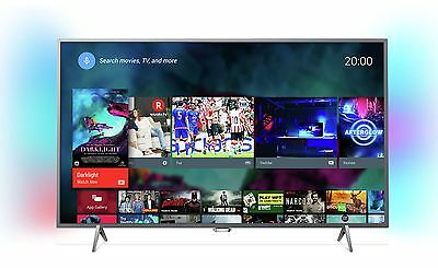 Philips 49PUS640112 49 Inch 4K Ultra HD Freeview Ambilight Smart Android LED TV