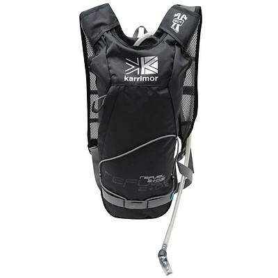 New Karrimor ReFuel 2 plus Hydration Backpack Running Biking (No Blader) A611