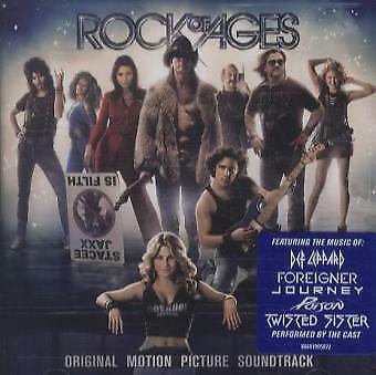 OST/ Various - Rock of Ages/OST CD Sony Classical NEW