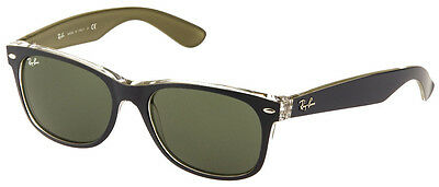 Ray Ban Rb 2132 6188 Gr.52 New Wayfarer Original! Neu! Optikerfachgeschäft