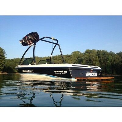 MT1 Monster Wakeboard Tower - Black