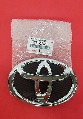 New Oem Genuine Toyota *camry* Radiator Grille Emblem 75311-06060 (75311-33130)