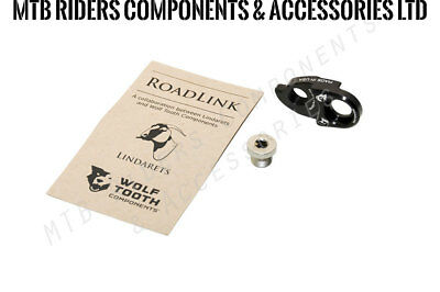 Wolf Tooth Linderets RoadLink for 10&11 Speed Wide Range Cassette on Road Bikes