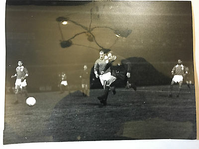 photo press football  Europe-Coupe 1962  Benfica-Real Madrid   182