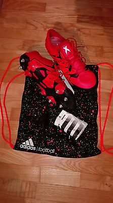 Adidas Performance X15.1, Gr. 43 1/3, Rot