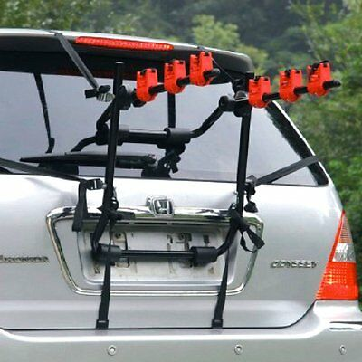 Rear Mounted 2 Bike Bicycle Carrier / Rack for All ALFA 159