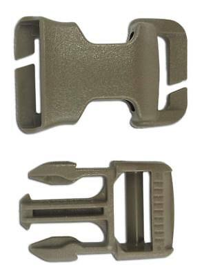 4 Adaptadores ITW Nexus  Split bar Sternum Tan 20//25 mm Correa pecho