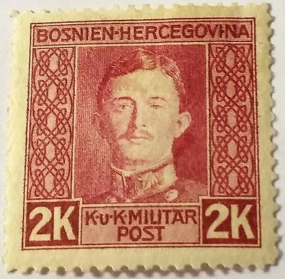 Bosnia And Herzegovina   Scott#119    Unused/ng ....worldwide Stamps