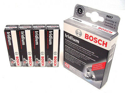 BOSCH IRIDIUM Spark Plugs FR7KII33X 9603 Set of 6