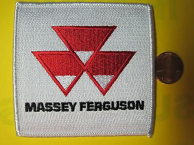 Farm Tractor Patch Massey-Ferguson Tractor Look And Buy Now*