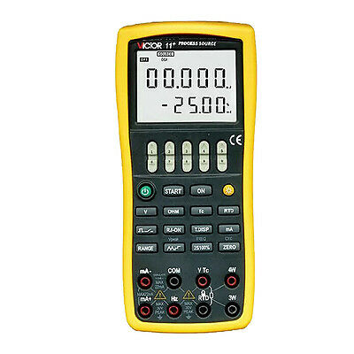 VICTOR 11+ Process Calibrator VC11+ High Accuracy of 0.02% for source NEW