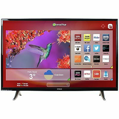 Hitachi 32 Inch Smart FVHD LED TV/DVD Combi.From the Official Argos Shop on ebay