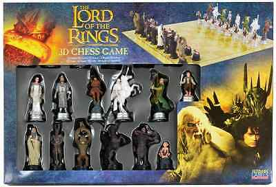 Lord Of The Rings 3D Chess Game New!