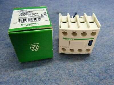 Schneider Electric /Telemecanique LADN22 Auxiliary Contact Block 10A 690V