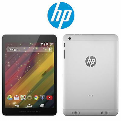 Tablet HP 8 G2 1411 16 GB Wi-Fi Gris Usada | C