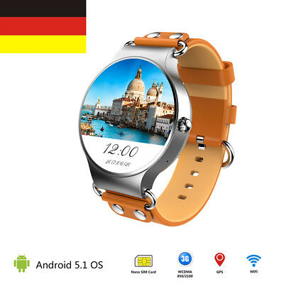 imacwear m7 smart watch 3g android4 4 handy uhr armband monitor gps heart rate eur 79 69. Black Bedroom Furniture Sets. Home Design Ideas