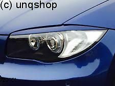720151 ABS BMW 1 series E81 E82 E87 E88 Eyebrows