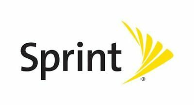SPRINT SAMSUNG UNLOCK CODE S2 S3 S4 S5 S6 S7 EDGE Note 3 4 5 CLEAN IMEI