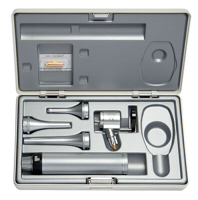 HEINE Veterinary Diagnostic Set with Slit Illumination Head and accessories