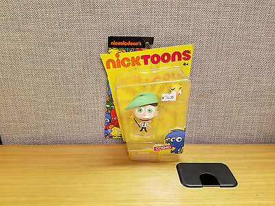 Jazwares Nicktoons Fairly Oddparents Cosmo figure, Brand new!