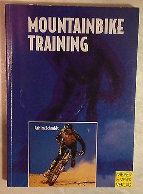 MOUNTAINBIKETRAINING Achim Schmidt Meyer & Meyer 2001 Mountainbike
