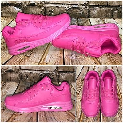 KINDER New Style AIR Sportschuhe / Sneakers PINK
