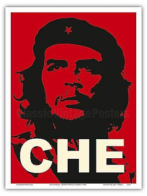 CHE GUEVARA GLOSSY POSTER PICTURE PHOTO PRINT cuban marxist revolutionary 4072