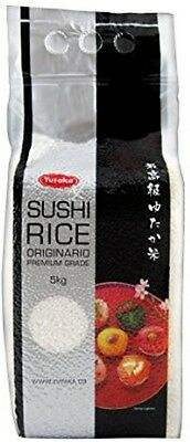Yutaka Premium Sushi Rice - 5 Kg | FAST AND FREE DELIVERY