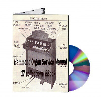 Hammond organ service manual abcdegrt models 599 picclick hammond organ service manual 18 collection ebook fandeluxe Images