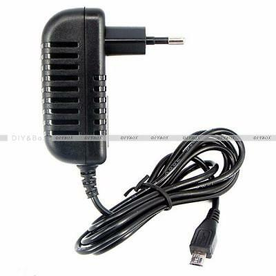 5V 3A Power Supply Charger AC Converter Adapter DC EU 3000mA MICRO USB 15W