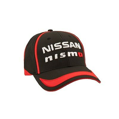 Nissan Corporate Black Cap (Ns137)